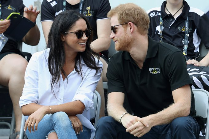 Principe Harry e Meghan Markle vao casar