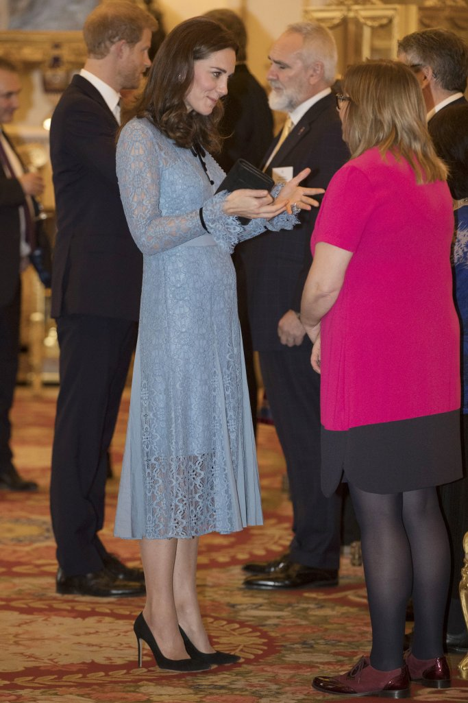 kate middleton, terceira gravidez