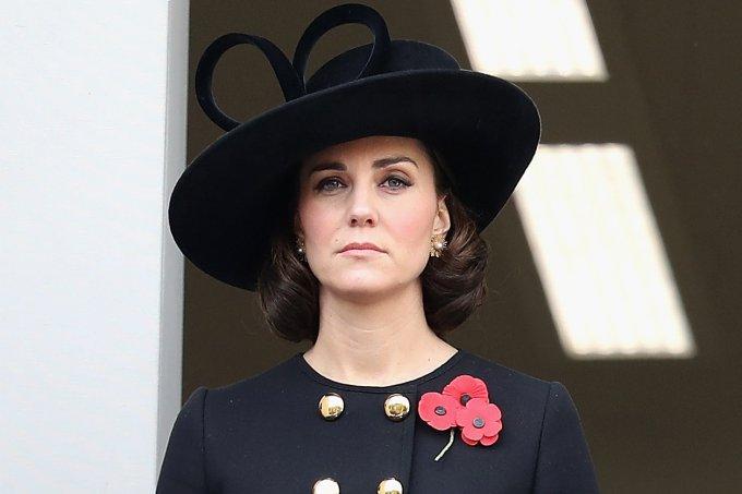 Kate Middleton Cabelos Curtos