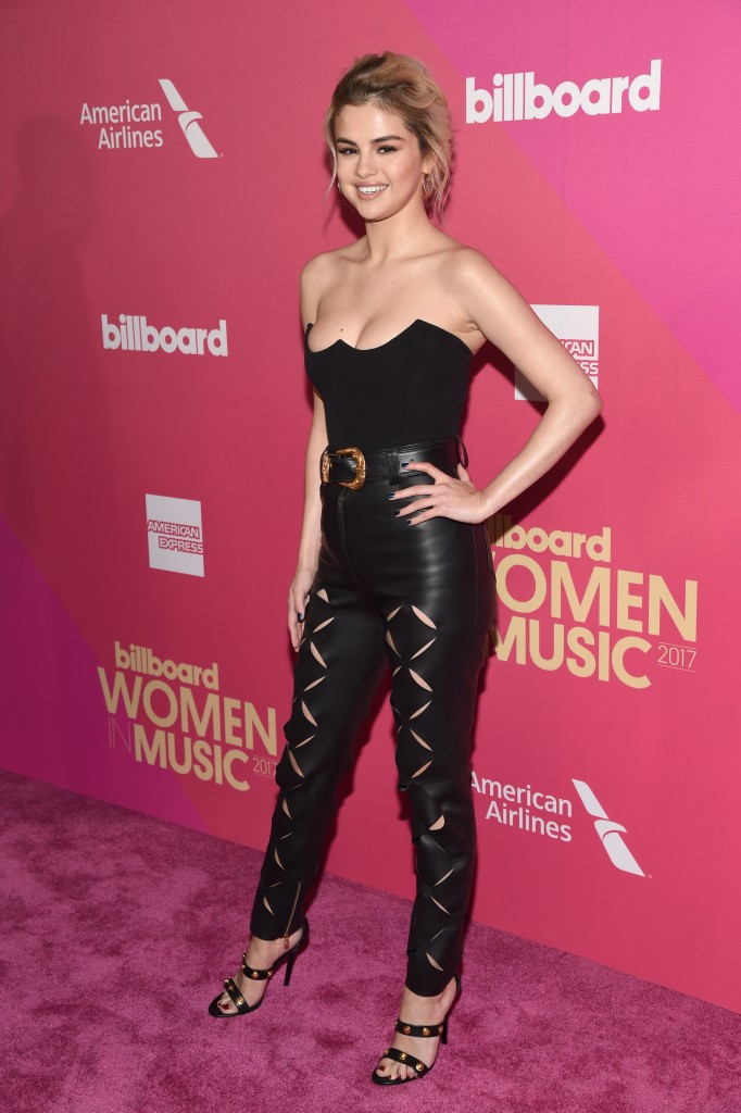 Selena Gomez Billboard Women In Music 2017