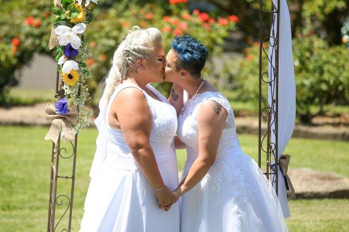 Noivas lésbicas