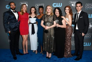 "Elenco de ""The Handmaid's Tale"""