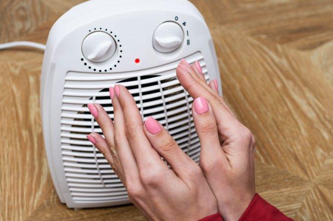 aquecedores portáteis