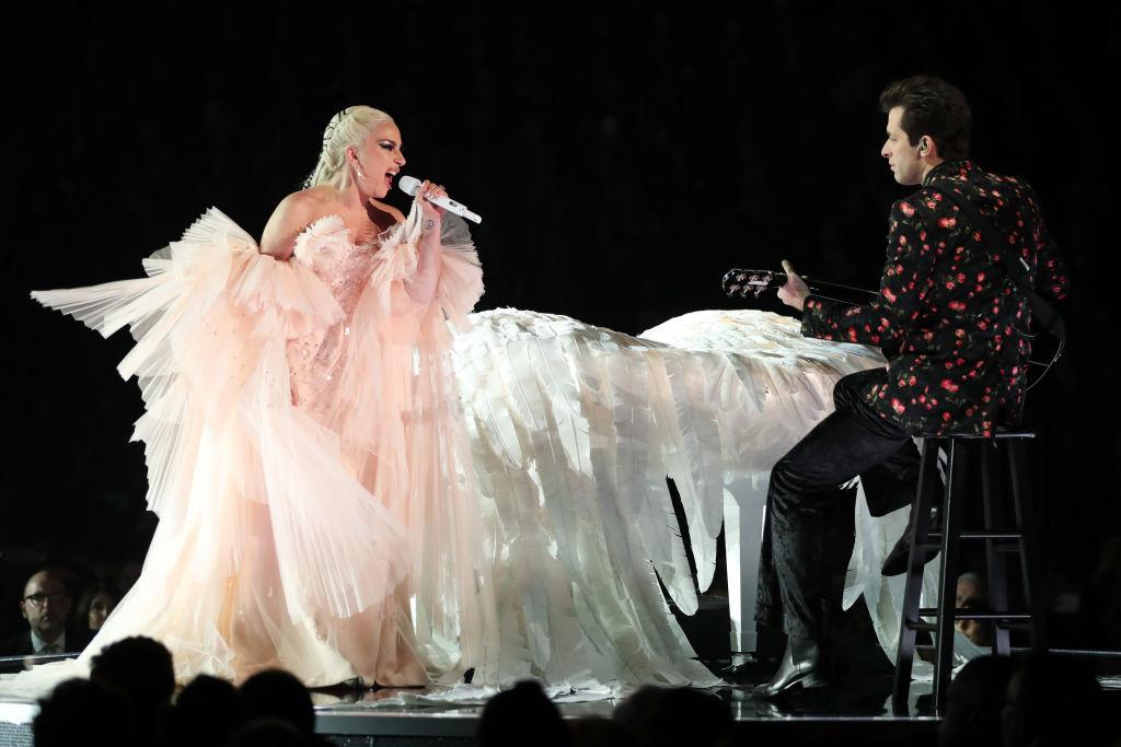 Lady Gaga no Grammy 2018