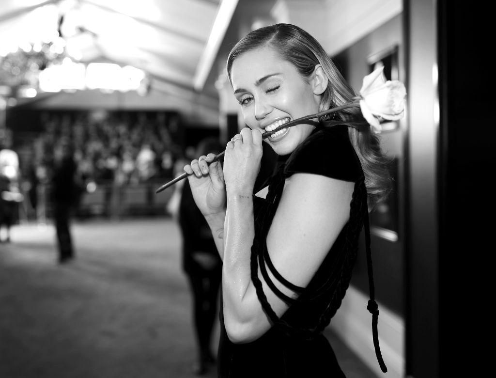 Miley Cyrus no GRAMMY Awards 2018