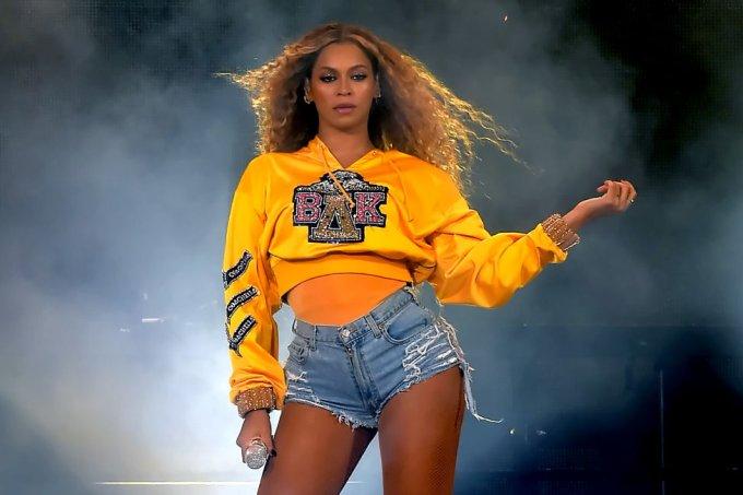 Beyoncé no Coachella 2018