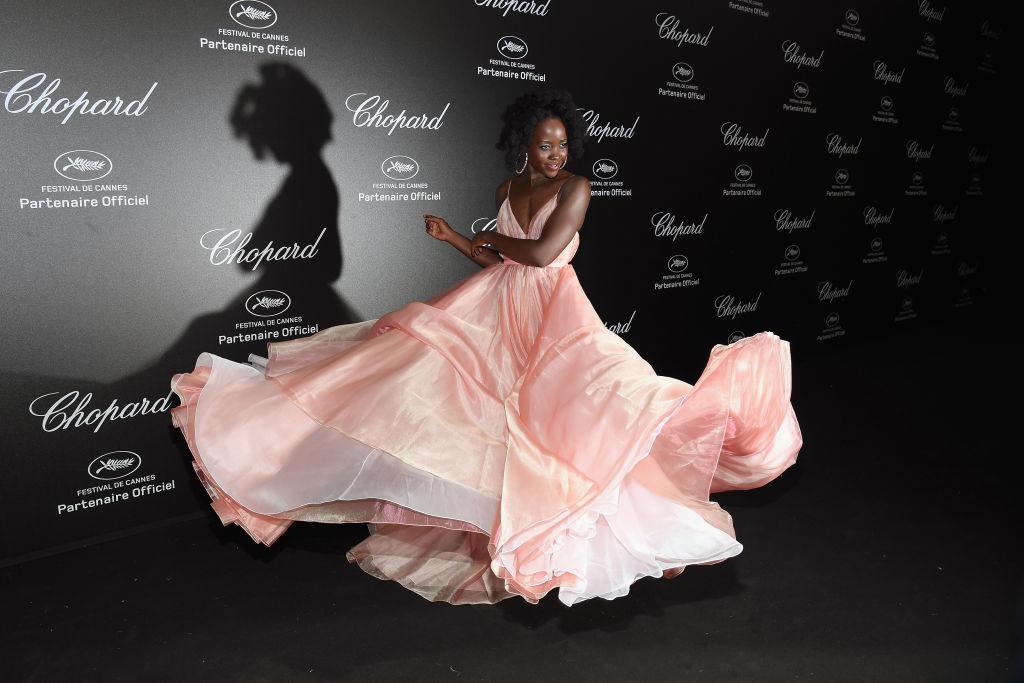 Lupita Nyong'o em Cannes 2018
