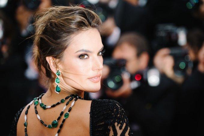 Alessandra Ambrósio em Cannes