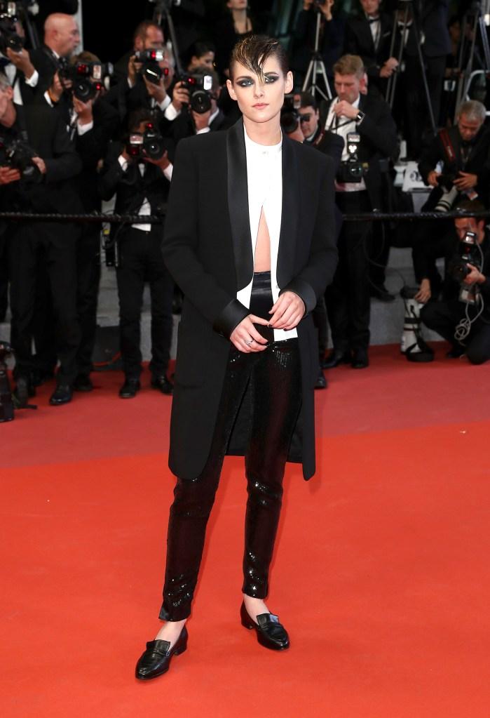Kristen Stewart em Cannes 2018