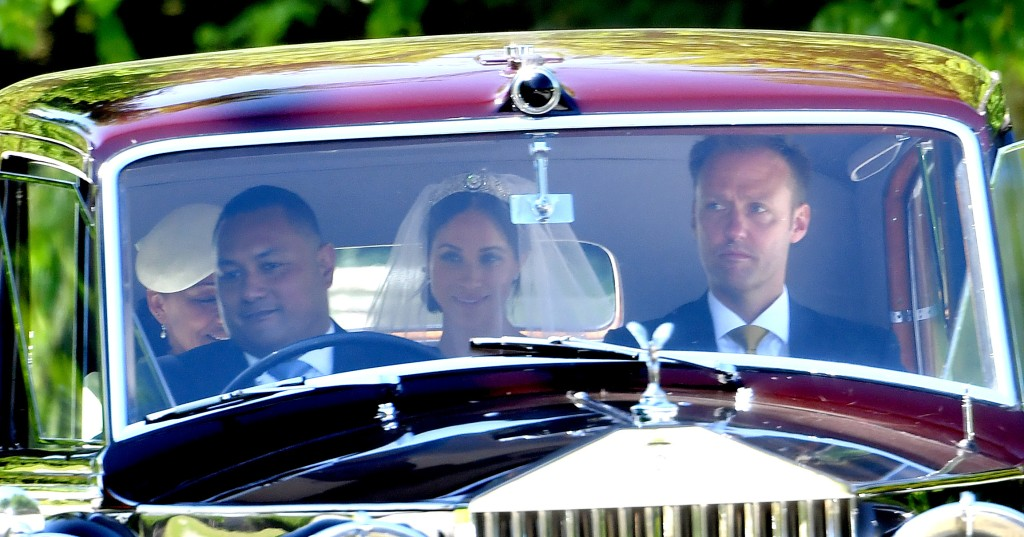 Vestido de noiva meghan markle casamento real