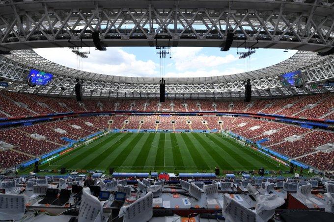 Como assistir Abertura Copa do Mundo estádio Luzhniki Rússia