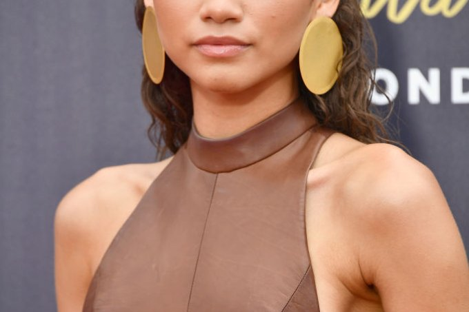 Zendaya no MTV Movie And TV Awards 2018