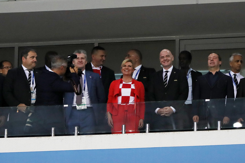 Kolinda Grabar-Kitarovic presidenta da croacia