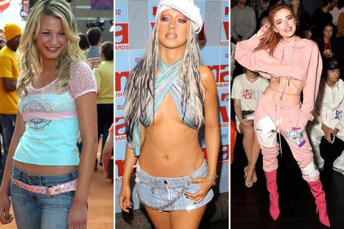 Blake Lively, Christina Aguilera e Bella Thorne
