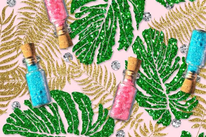 Glitter Biodegradável