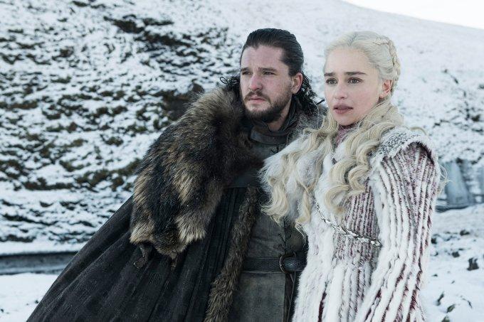 Imagens de divulgação da última temporada de Game of Thrones
