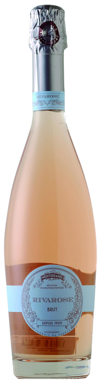 Espumante Rivarose Brut Rosé - Grand Cru
