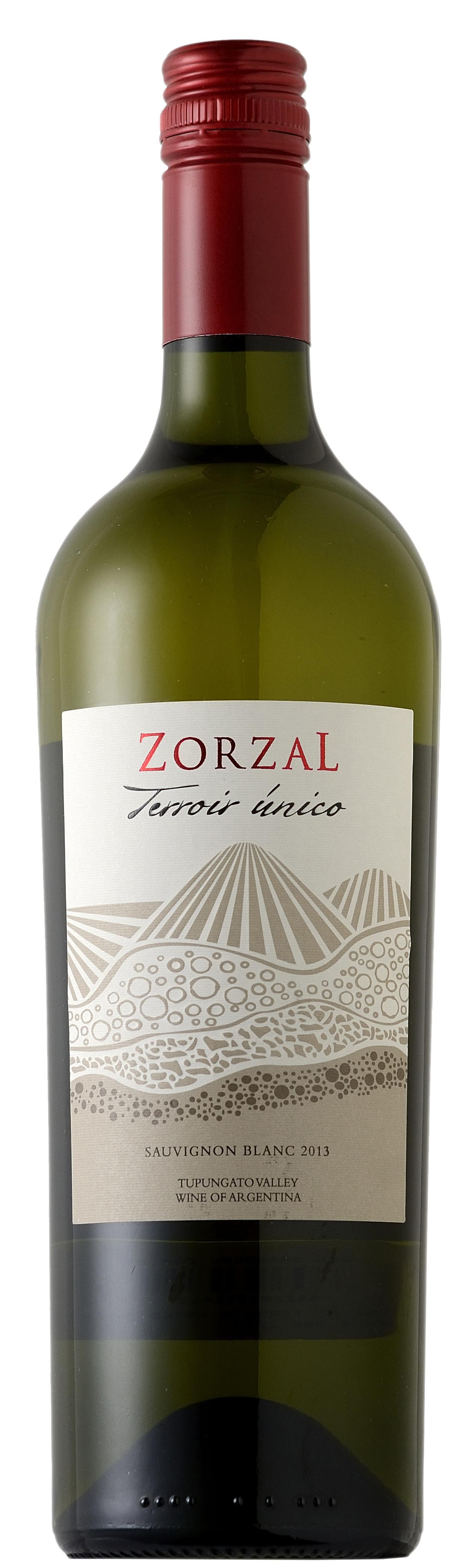 Vinho Zorzal Terroir Único Sauvignon Blanc 2015 - Grand Cru