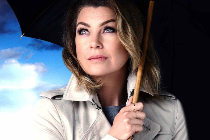 Meredith Grey – Grey's Anatomy