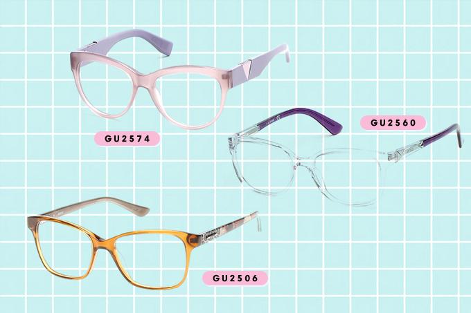<b>Coloridos</b>    Garanta um ponto de cor no seu look com os óculos! As opções são de acetato e abrangem desde os modelos suaves e translúcidos até os com o poderoso color blocking.
