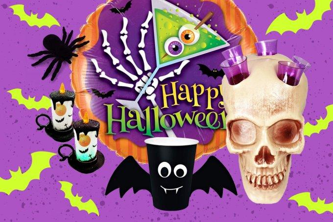 Destaque Decoração Halloween