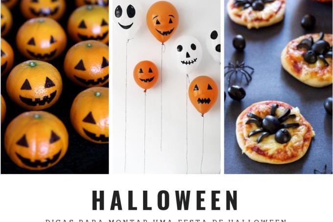 Halloween – Dia das Bruxas