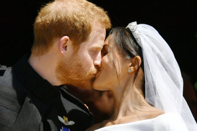Casamento real – Harry e Meghan Stand By Me