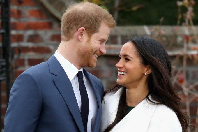 protocolos da realeza que Harry e Meghan já quebraram
