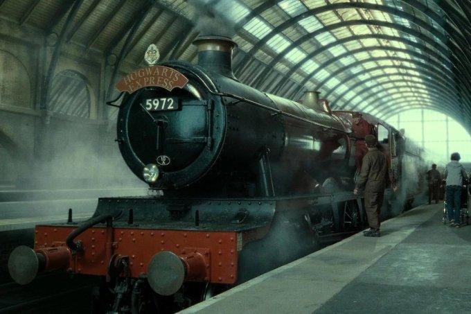 Expresso de Hogwarts, de Harry Potter
