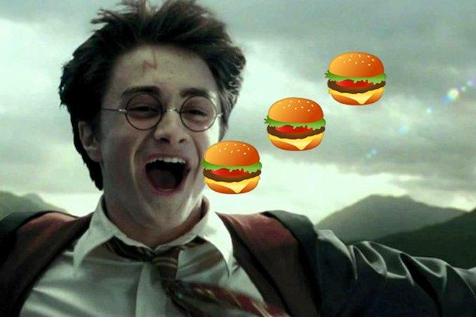 Hamburgueria do Harry Potter