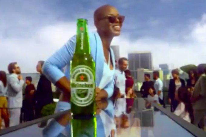 Heineken – comercial racista