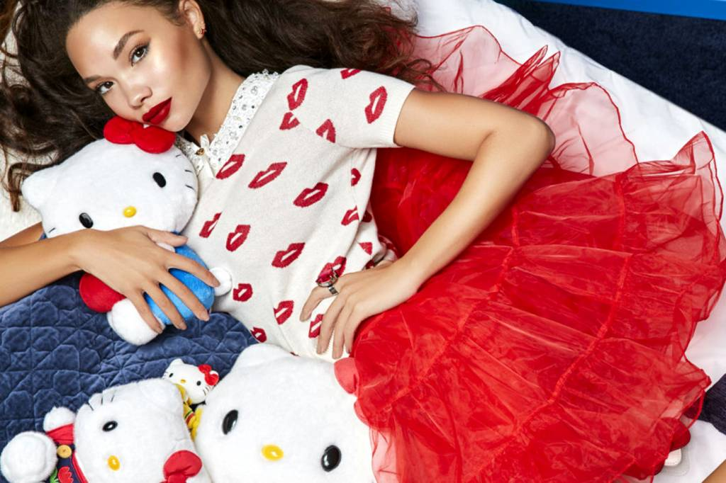Hello Kitty (Maquiagem)