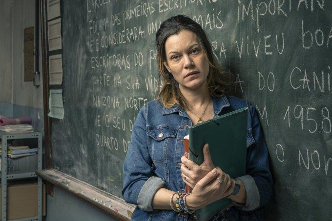 Hermila Guedes em Segunda Chamada