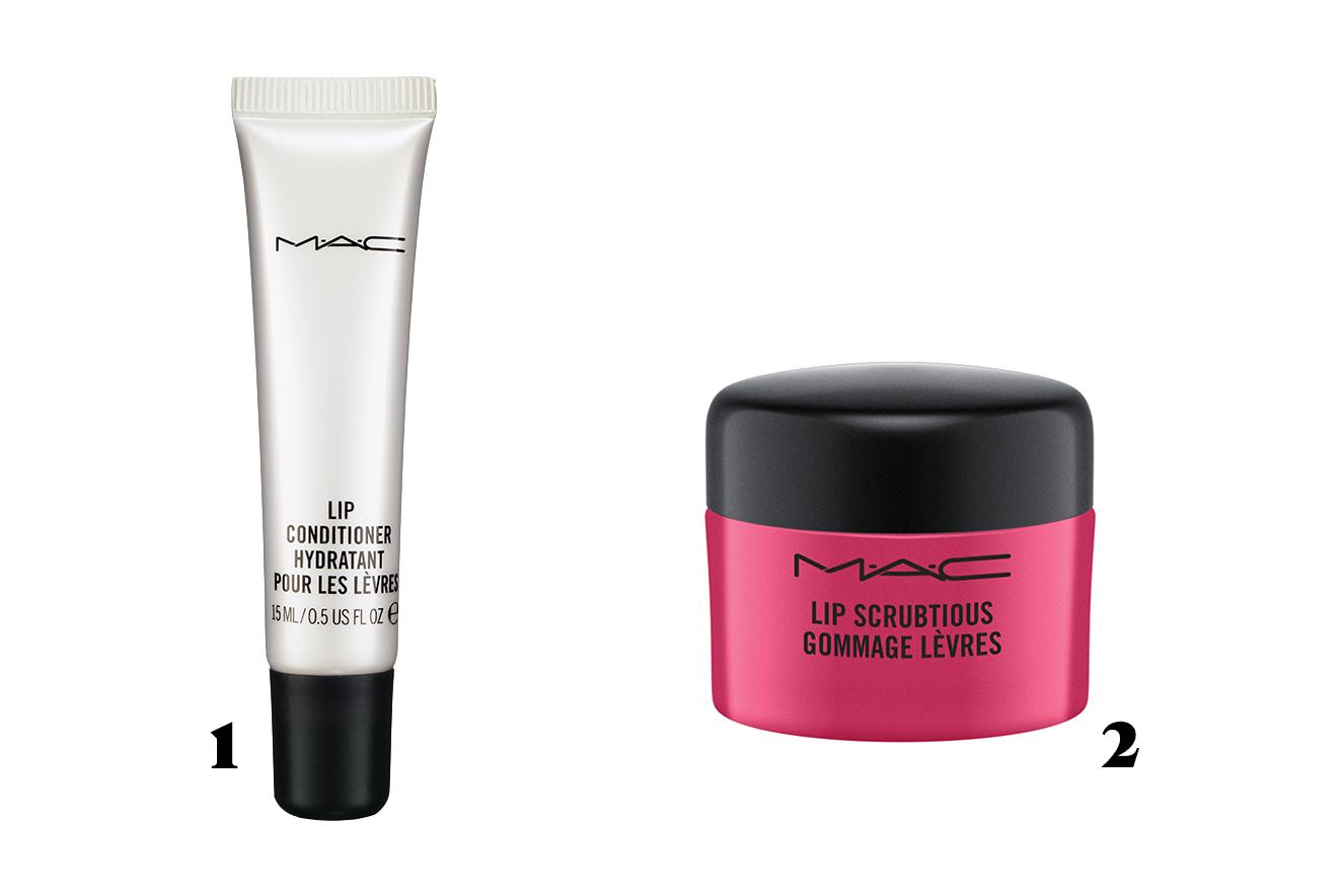 Hidratação labial M.A.C Cosmetics