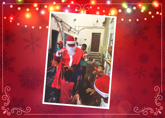 Histórias revelam a beleza do Natal