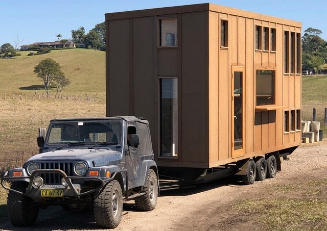 Tiny house minicasa australiana