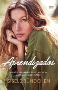 Capa do livro da modelo Gisele Bündchen