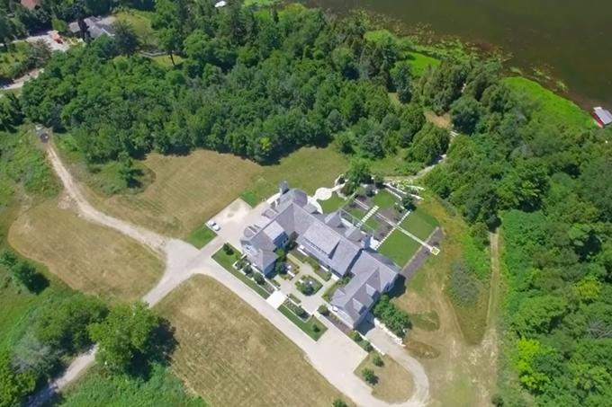 Você precisa ver a casa que Justin Bieber comprou no Canadá