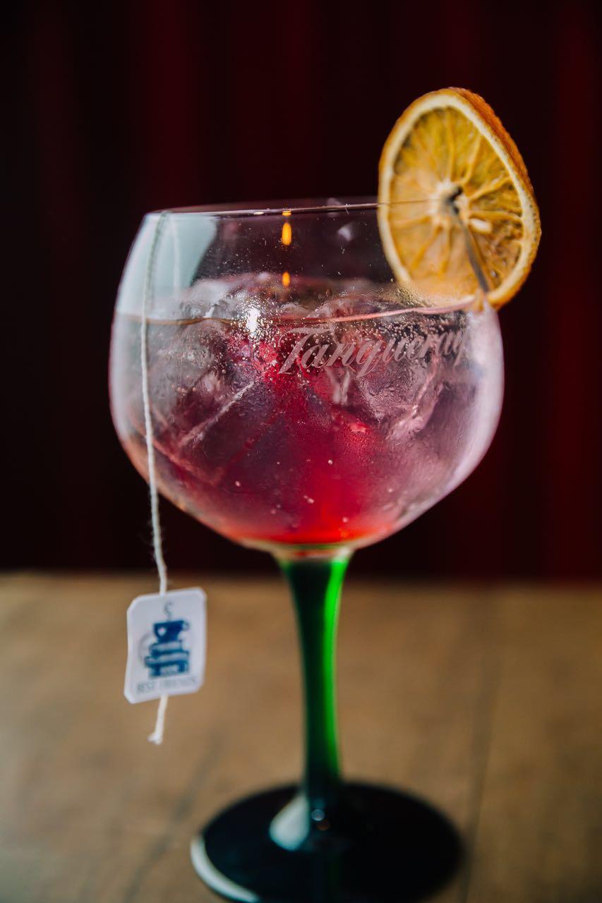 Drinks com Gin para o verão: Gin Tônica da Aline