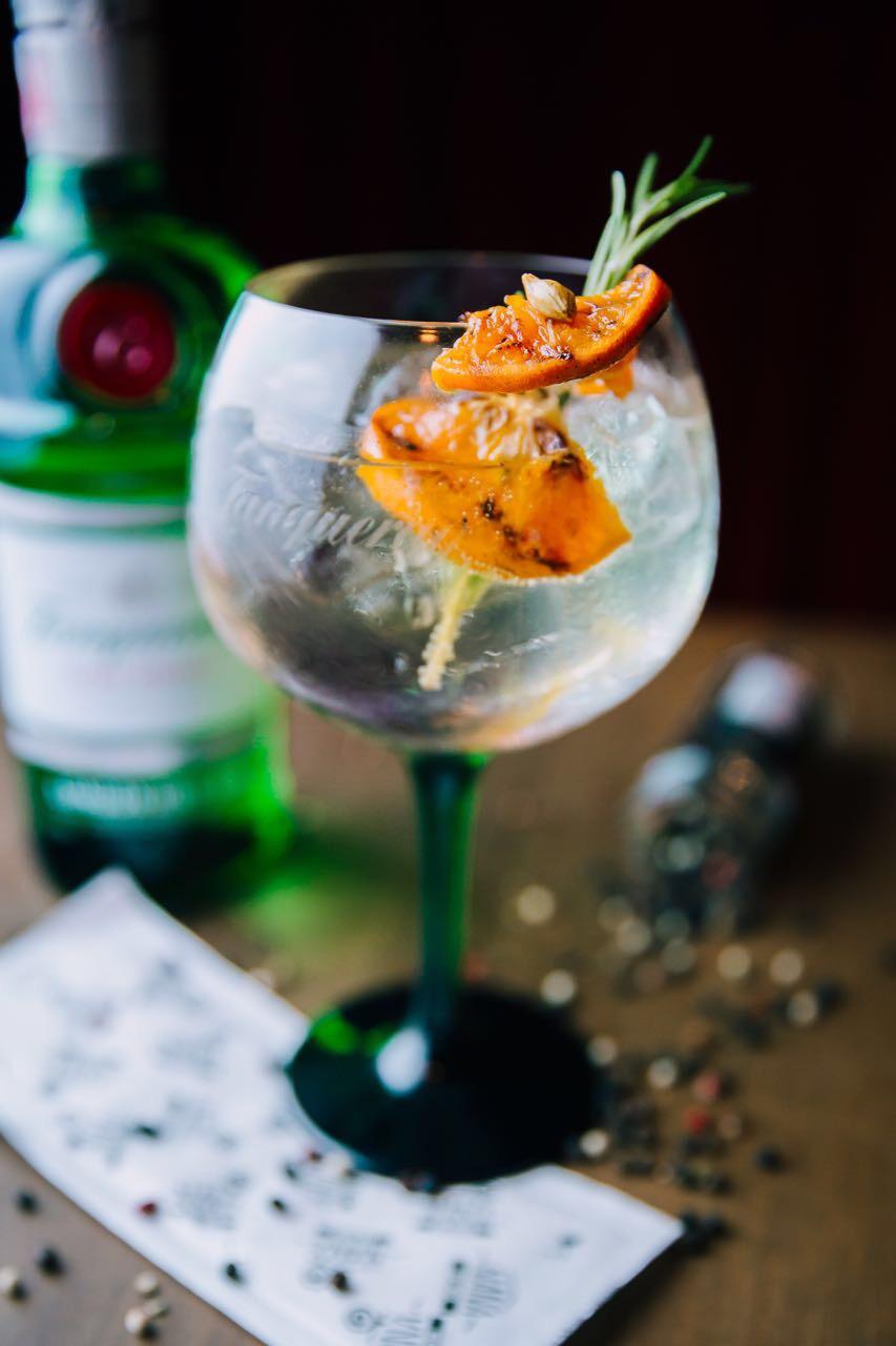 Drinks com Gin para o verão: Gin Tônica da Nana