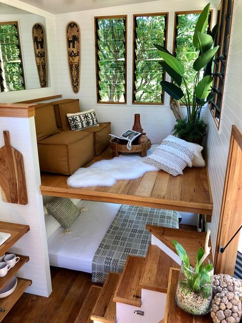 Tiny house minicasa australiana