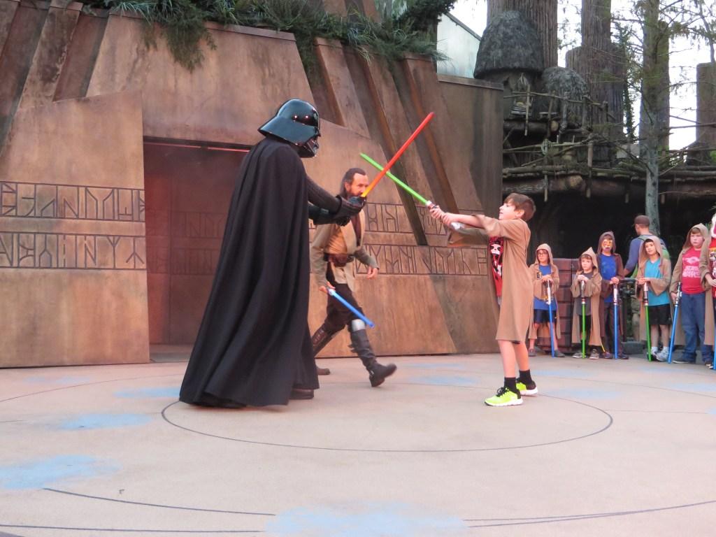 Jedi Training: Trials of the Temple Star Wars Disney