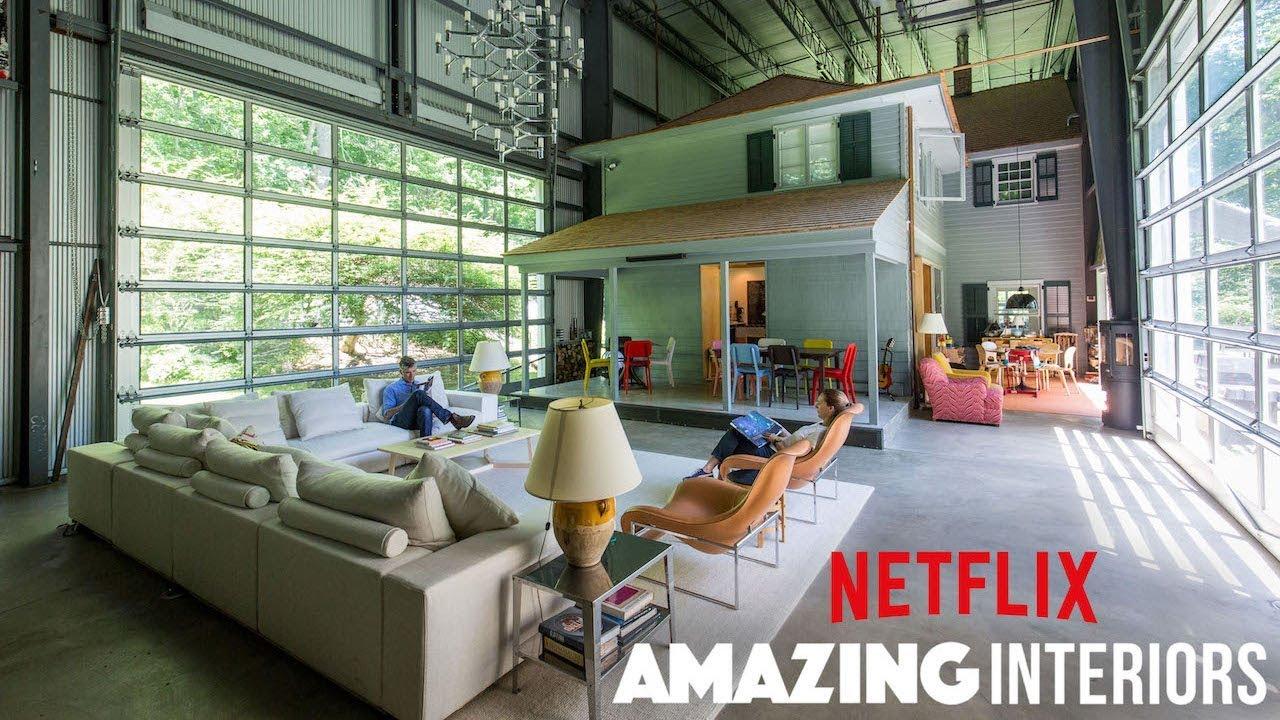 10 seriados da Netflix para quem ama décor & arquitetura