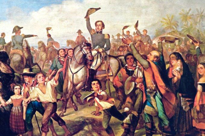 A Proclamação da República – 1884