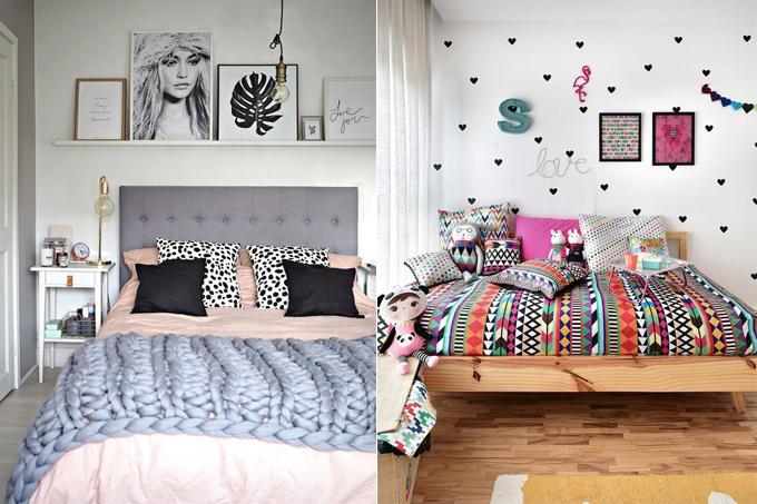 Inspirações de quartos pequenos e bem resolvidos