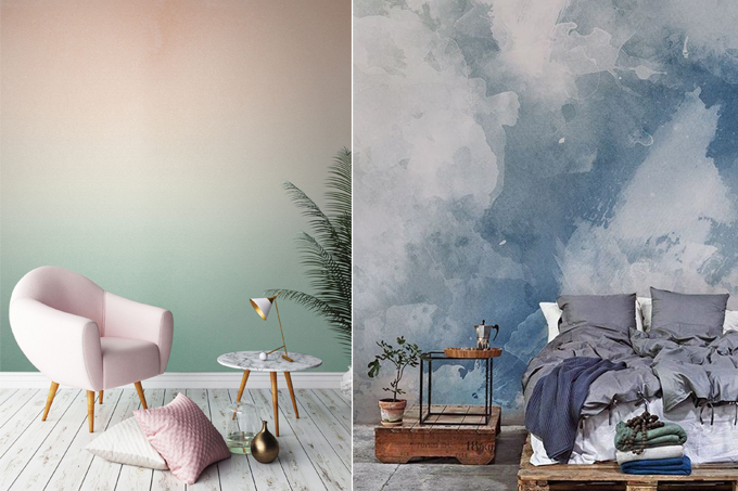 Inspirações para pintar paredes internas