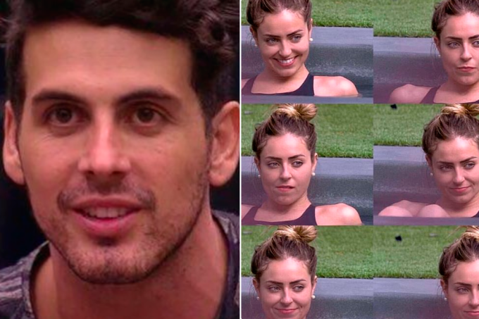 Instagram de Maycon e Paula do BBB19