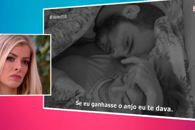 Jaqueline ve o vídeo BBB18