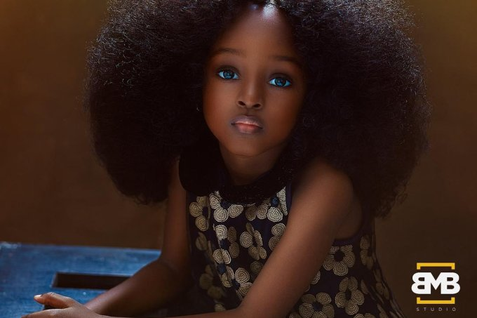 jare menina nigeriana mais bonita do mundo