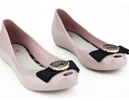 Estilista Jason Wu cria sapatos para Melissa